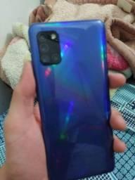 Galaxy a31 troco por Xiaomi