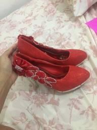 Vendo sapato 100 reais