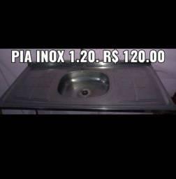 Pia Inox