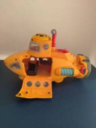 Submarino Fisher Price Imaginext