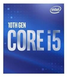 Processador Intel Core i5 10400f Socket 1200 Novo Lacrado com garantia