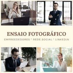 ensaio instagram / linkedin