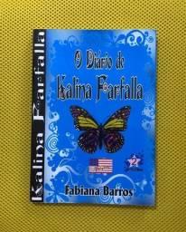 Livro O Diário de Kalina Farfalla vol 2