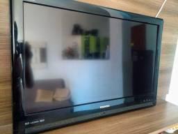 """TV Toshiba 32"""" com conversor embutido HD"""