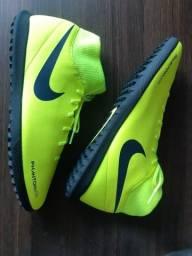 Chuteira Society Nike Phantom Vision original Entrego!