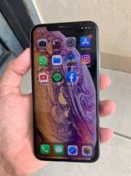 Iphone x 64gb Não pega Chip !!