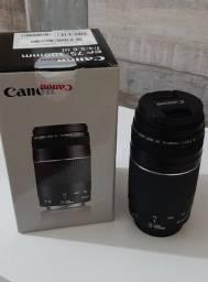 lente canon 75-300 NOVA
