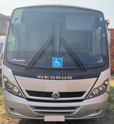 Micro Onibus Rodoviario Neobus Vw 9-160 31 Lugares Ano 2013<br><br>