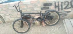 vendo ou troco bike cross ...
