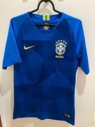 Camisa da Seleção Brasileira 2018 N°10 Neymar Jr