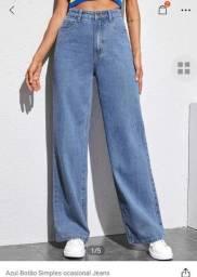 Vendo calça baggy/ mom jeans