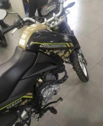xtz 150 Crosser Z 2022 pronta entrega cor preta/bege 3 Unidades aceito sua usada na troca