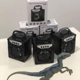 Caixa de som spk 01 portátil sem bluetooth MP3 player/cartão SD/ TF/Rádio fm/pen drive