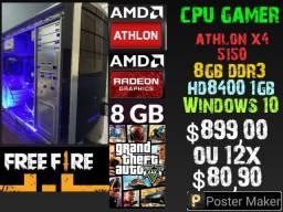 Cpu Gamer entrada