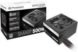 Noxus IT - Fonte Thermaltake Smart Series 500W, 80 Plus White