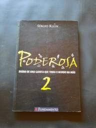 Poderosa, livros 2 e 3, Sérgio Klein