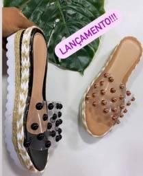Vendo linda sandalia 36