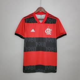 Nova Camisa do Flamengo 2021 - Ano de ouro