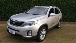 Kia/Sorento  ex aut. 2.4 gasolina 2013