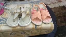 Vendo calçados infantis