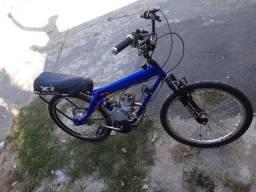 Baike motorizada