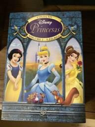 Dvd Coleção Princesas Volume 1 Com 7 Discos