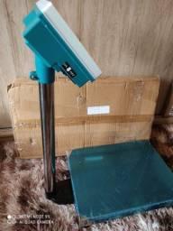 Balança plataforma 150 kg base inox NOVAS