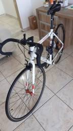 Bicicleta Speed Houston STR 500 Quadro 50 Super nova! Estudo troca por MTB