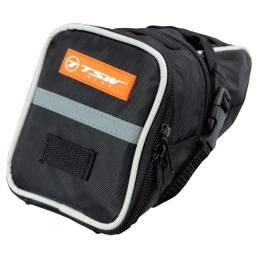 Bolsa de selim para bike/bicicleta/ciclismo/mtb/trilha/cicloturismo