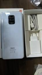 Xiaomi Redmi Note 9 Pro (64 Mpx) 128 Gb Branco 6 Gb Ram