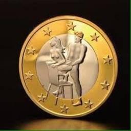 moedas com figuras exóticas
