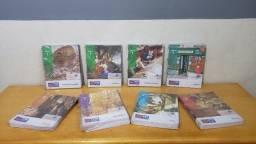 Kit Apostilas FTD Enem (vários)
