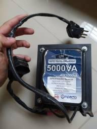 Transformador / conversor 5000 VA