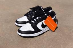 Nike Dunk Low Black/White NOVO DSWT