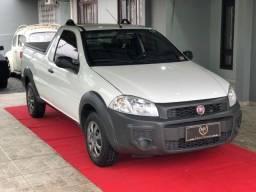 Título do anúncio: Fiat Strada Hard Working 1.4 CS 2020