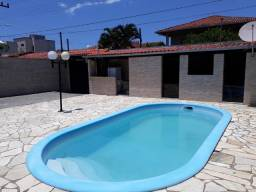Excelente casa com piscina para locação (fins de semana e feriados)