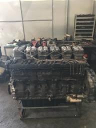 Motor Scania 112 / 113 / 124