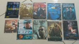 Vendo 91 DVDs