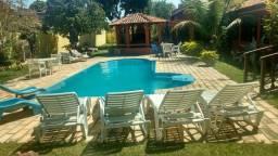 Casa de praia em Araruama com piscina(aceito oferta a vista)