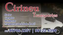 Mudanças Fretes Campinas e região whats 19-997062201 e 981224394