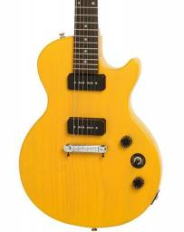 Guitarra Epiphone Les Paul I P90 Custom Electric Guitar Tv Yellow - Raro/Importado