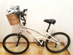 Bicicleta Caloi 500 Confort Novíssima