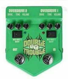 Pedal Double Trouble ts808