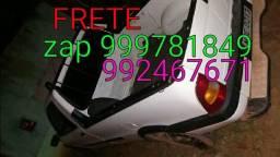 FRETE rapdo 992467671ou zap 999781849