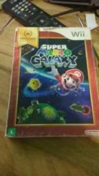 Super Mario Galaxy Wii original completo leia