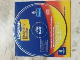 Dicionário de Inglês em CD