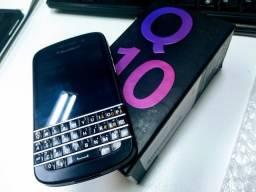 Blackberry Q10 Preto + Whats + Insta - Semi-novo!