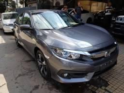 Honda Civic EX 2.0 flex 0km - 2018