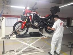 Motos Revisão Periódica da Africa twin 1000L