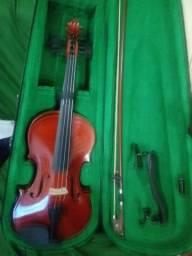 Vendo violino - com ombreira.